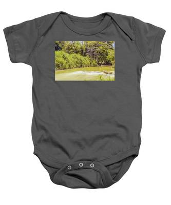 Country River In Trelawny Jamaica Baby Onesie