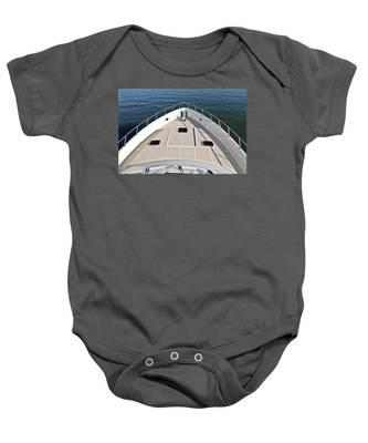 Fore Deck Baby Onesie