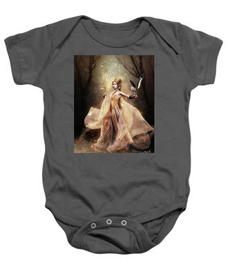 Ladyhawke Baby Onesie