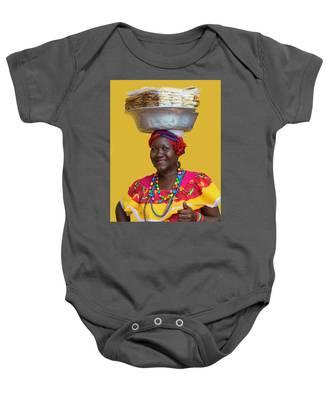 Los Palenques De Cartagena De Indias Baby Onesie