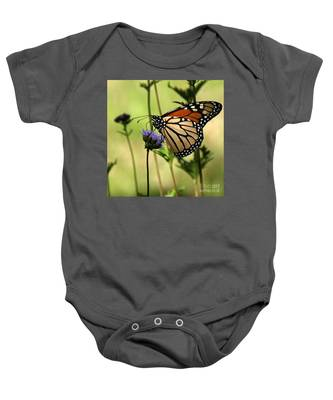 Monarch Majesty Baby Onesie