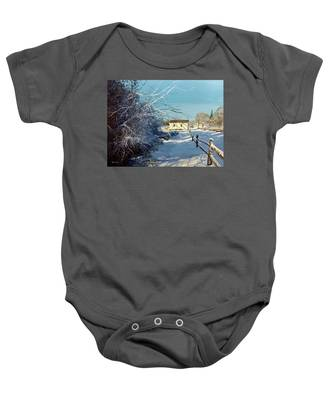 Promise Of Tomorrow Baby Onesie