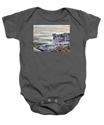 Something New Baby Onesie
