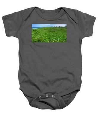 The Green Island Baby Onesie