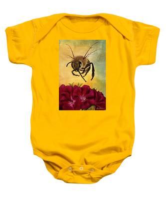 Bee I Baby Onesie