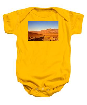 Way Open Road Baby Onesie