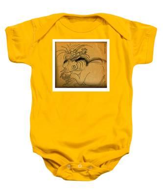 Inca 2 Baby Onesie