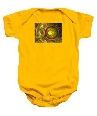 Apollo - Abstract Art Baby Onesie