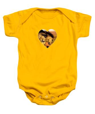 The Buckskins Baby Onesie