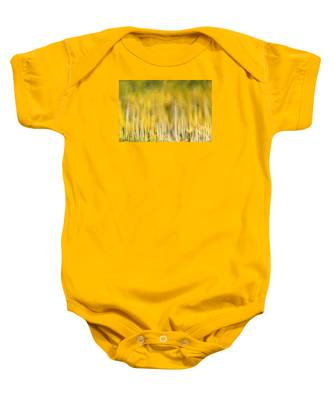 Aspen Abstract Baby Onesie