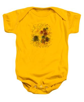 Colors Of Nature 10 Baby Onesie