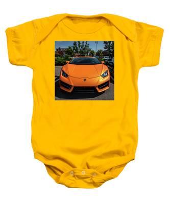 Lamborghini Huracan Baby Onesie