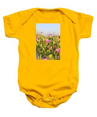 Magic Garden Baby Onesie