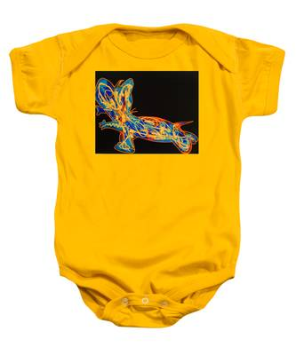 Pop Art Baby Onesie