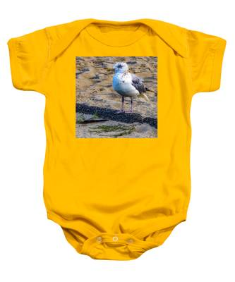 See The Gull Baby Onesie