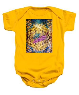 Stay Weird Beautiful Classical Apartment Building Paris Baby Onesie