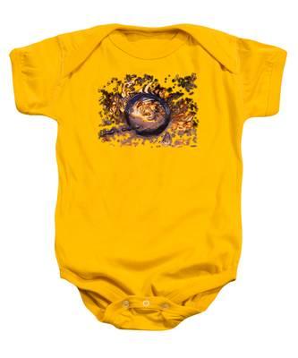 Swirly Gateway Baby Onesie