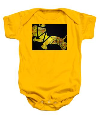 The Djr Baby Onesie