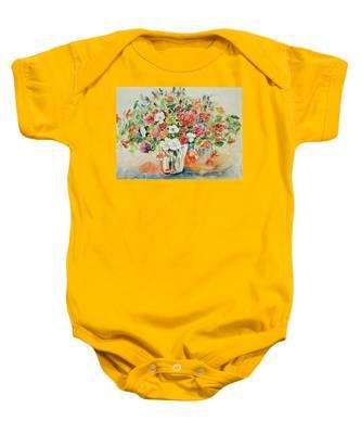 Watercolor Series 23 Baby Onesie