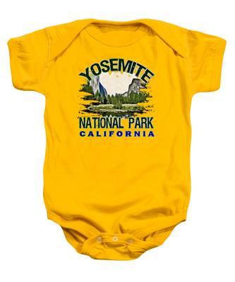 Yosemite Baby Onesies