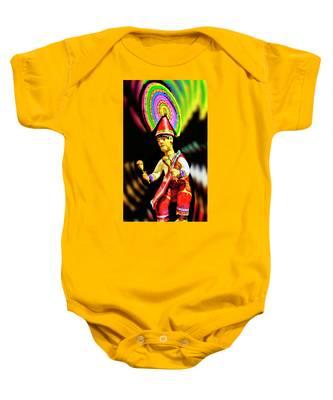Mayan Dancer Baby Onesie