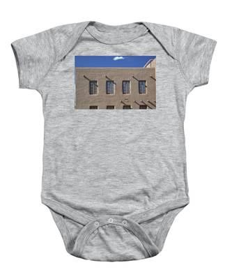 Adobe Architecture II Baby Onesie
