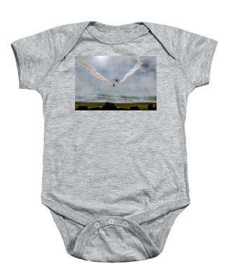 Barnstormer Late Afternoon Smoking Session Baby Onesie