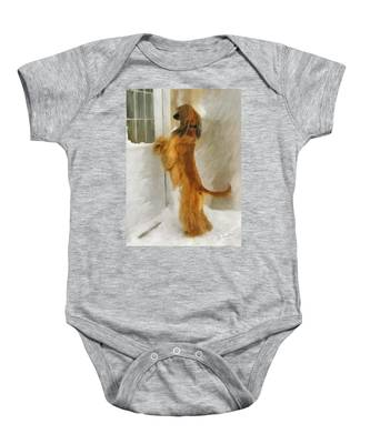 Can I Come In Now? Baby Onesie