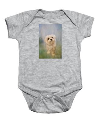 Can We Play Now Baby Onesie