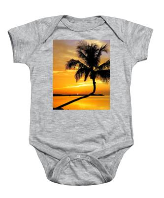 Crooked Palm Baby Onesie