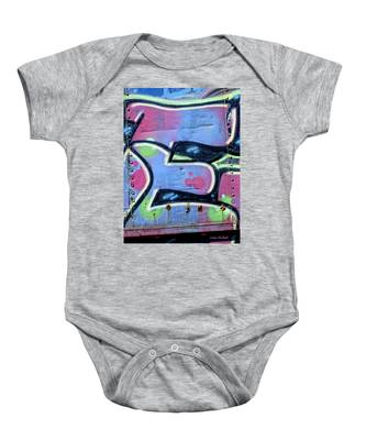 E Is For Equality Baby Onesie