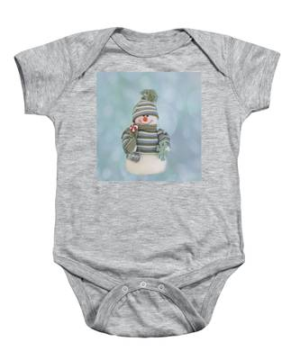 It's A Holly Jolly Christmas Baby Onesie
