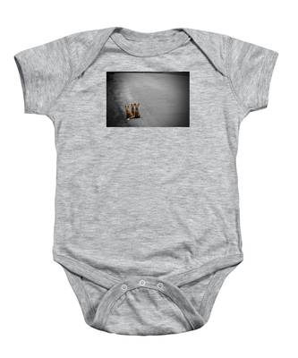 Life Is An Unknown Highway Baby Onesie