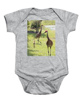 Looking For A Handout Baby Onesie