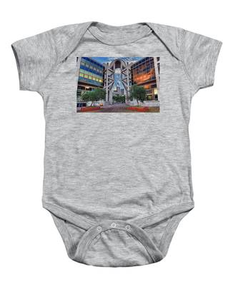 Tel Aviv Performing Arts Center Baby Onesie