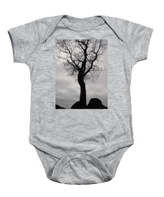 The Chill Of Spring In The Shenandoah Baby Onesie