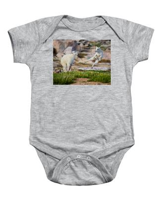 The Dance Of Joy Baby Onesie