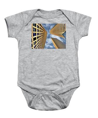 The Sky Is The Limit Baby Onesie