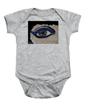 The Watcher Baby Onesie