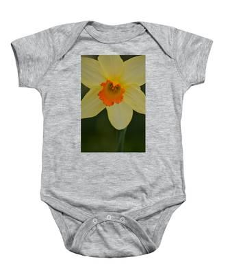Daffodilicious Baby Onesie
