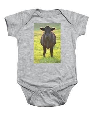 Here's The Beef Baby Onesie