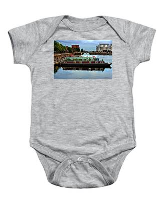 Weekend Get Away Baby Onesie