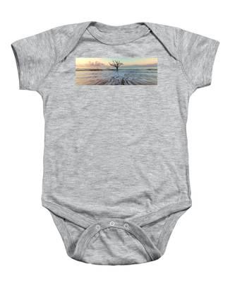 Botany Bay Morning Baby Onesie