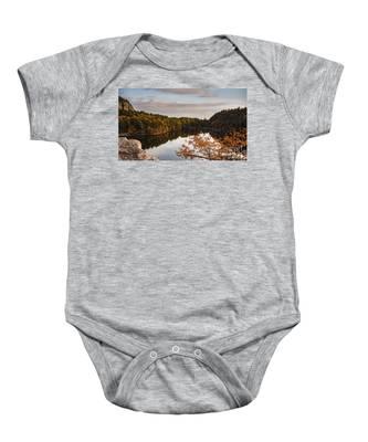 Mohonk Mountain House Lake Baby Onesie