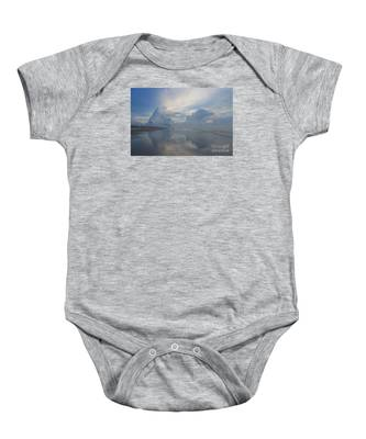 Another World Baby Onesie