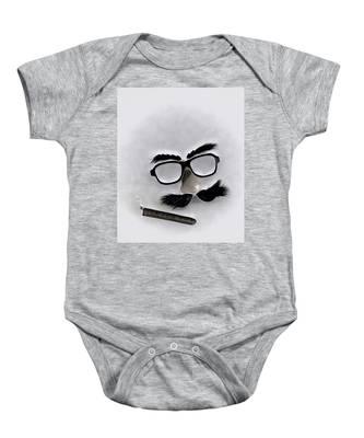 Classic Groucho Baby Onesie
