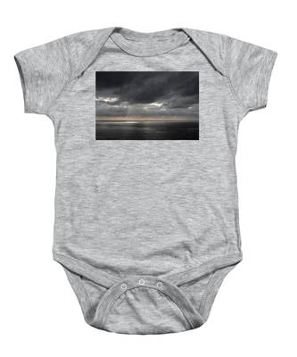 Clearing Storm Baby Onesie
