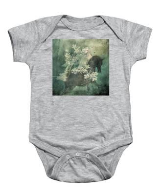 Divine Horse Whisperer Baby Onesie