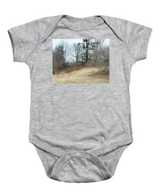 Dry Field Baby Onesie