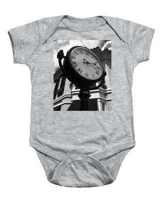 Given And Taken Baby Onesie